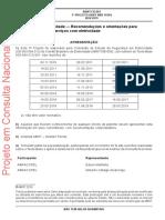 ABNT NBR-16384 - Consulta Nacional