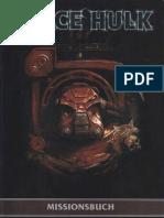 Space Hulk 3rd Edition Missionsbuch Deutsch (OCR)