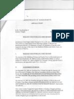 Appeal Court No. 2008-J-0138 ( 2 )
