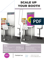 Booth Personalization