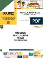 RPJMD PROVINSI LAMPUNG 2019-2024.pptx