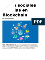 Redes Sociales basadas en Blockchain
