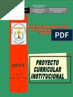 PCI ANTIOQUIA  2011
