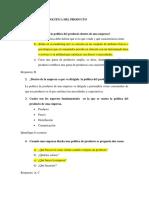 REACTIVOS DE LA POLITICA DEL PRODUCTO corregido