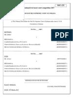 memorandum body 1 Petitioner.docx