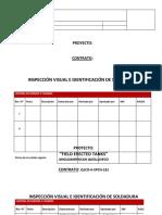 2   Inspección Visual