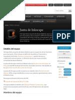 Junta de Inkscape _ Inkscape