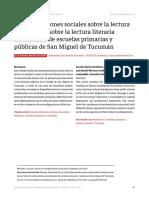 Representaciones sociales sobre la lectura en general y sobre la lectura literaria en docentes de escuelas primarias y públicas de San Miguel de Tucumán    CONICET_Digital_Nro.e7db913b-8409-4334-8105-897a79e7c374_A