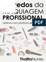 [Ebook] Segredos da Maquiagem Profissional