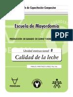 CALIDAD DE LA LECHE - Manuel Martínez - UNILLANOS.pdf