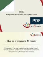 Presentación PIE 24 Inapewma
