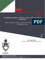Transplantes Jurídicos