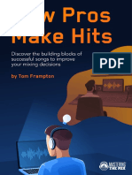 How Pros Make Hits by Tom Frampton [5 Free Chapters]