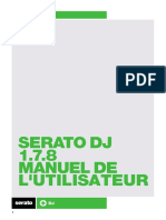 Serato Dj 1 7 8 Software Manual French 473780