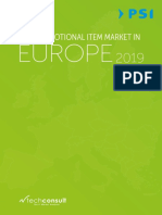 Promotional Item market