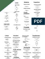 ECE lab symbols