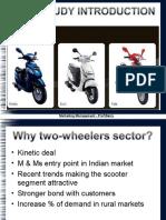 Mahindra & Mahindra 2-wheelers case study