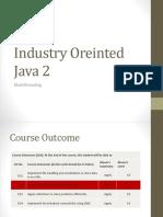 Industry Oreinted Java 2