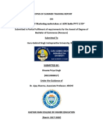 Synopsis For Aim India LTD.docx