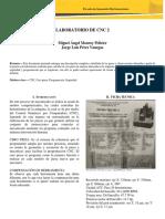 Informe 2 CNC