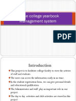 Online college yearbook.pptx