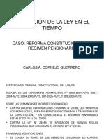 APLICACIÓN DE LA LEY-CASO 20530