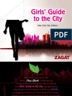 Zagat Girls' to the City