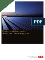 1SDC007350B0701 Productos de baja tension Soluciones para energia solar.pdf