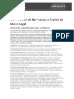 1.2_Revisión de Normativa y Analisis de Marco Legal