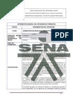Admin is Trac Ion Bancaria y de Instituciones Financier As