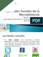 Las Redes Sociales de La Mercadotecnia