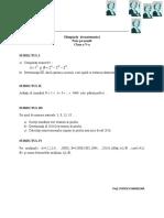 Mate.Info.Ro.3650 Olimpiada de matematica - Etapa pe scoala 2016 - Clasa a V-a