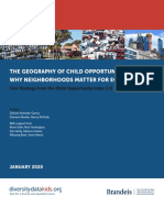 Ddk the Geography of Child Opportunity 2020