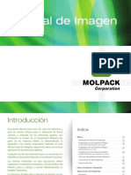 MANUAL DE IMAGEN CORPORATIVA CORP MOLPACK