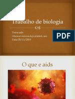 slide de biologia