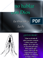 03 LA ORACIÓN