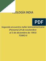 Teologia India-Tomo 2