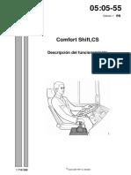 Confort Shift caja cambios