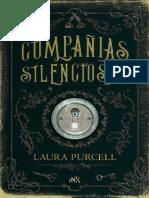 Compañias silenciosas- Laura Purcell