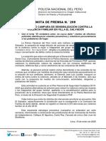2398doc_NP 209 CAMPAÑA VES