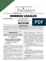 Normas Legales 20200123 Extraordinaria