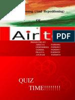 Marketing Airtel Presentation