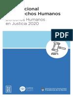 Plan Nacional de Derechos Humanos