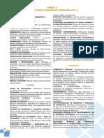 TEMARIO DEL EXAMEN 2019-II