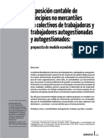 Cholakian- Exposicion contable de principios no mercantiles en colectivos autogestionados