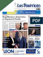 DIARIO LAS AMÉRICAS Edición digital del jueves 23 de enero de 2020
