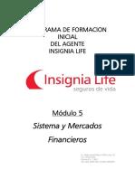 Módulo de Sistema y Mercados Financieros