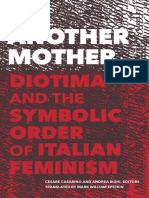 (Cultural Critique) Cesare Casarino, Andrea Righi - Another Mother_ Diotima and the Symbolic Order of Italian Feminism-University of Minnesota Press (2018)