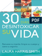 30 dias para desintoxicar su vi - Laura Harris Smith