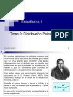 TEMA 9- DISTRIBUCION POISON 1